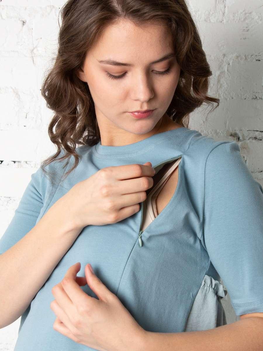 Блуза для кормления Беата