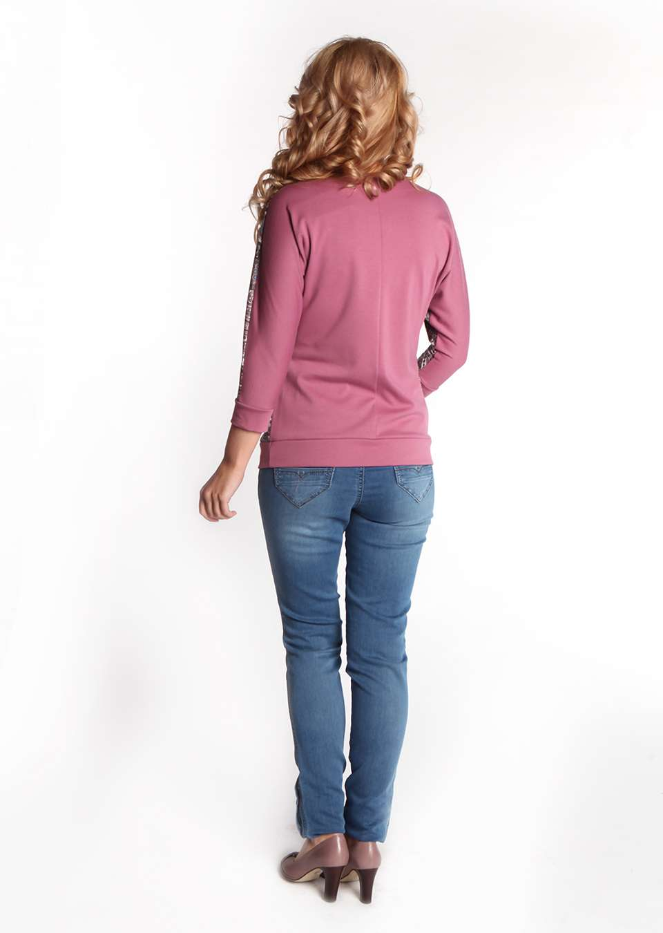 Пуловер для беременных