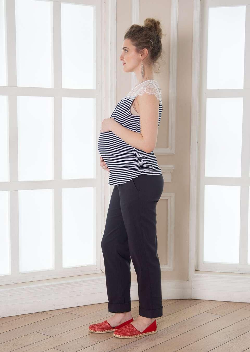 Футболка для беременных Соня