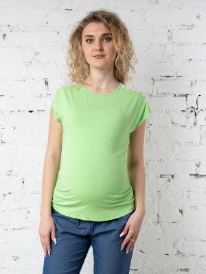 Блуза с кружевом для беременных Сандра