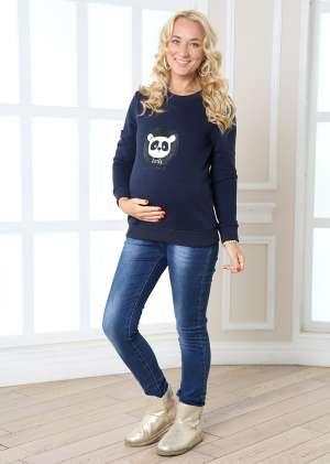 Свитшот Панда для беременных