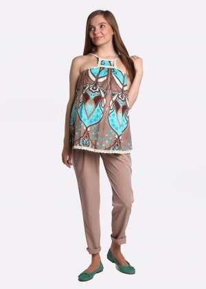 Блуза_топ для беременных