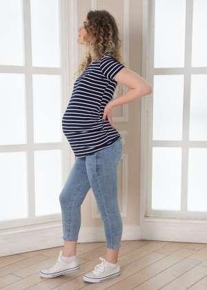 Футболка для беременных Дин