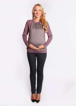 Джемпер Ольга для беременных и кормления