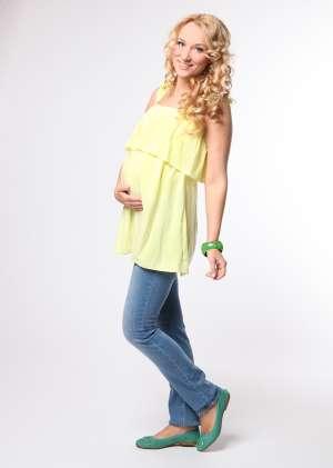 Туника для беременных и кормящих Рио