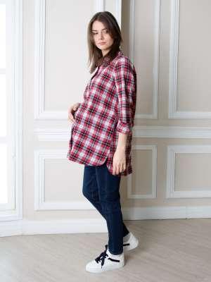 Рубашка  для беременных Фиона