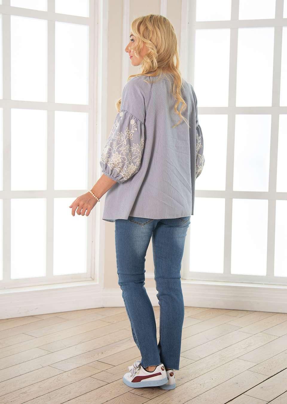 Блуза для беременных  Магда