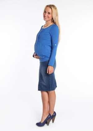 Лонгслив  для  беременных и кормящих Блэр