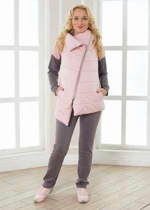 Куртка без рукавов (жилет) Келли для беременных