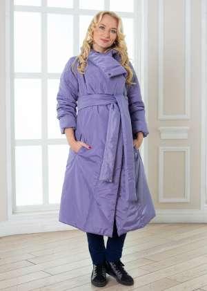Пальто для беременных Ева
