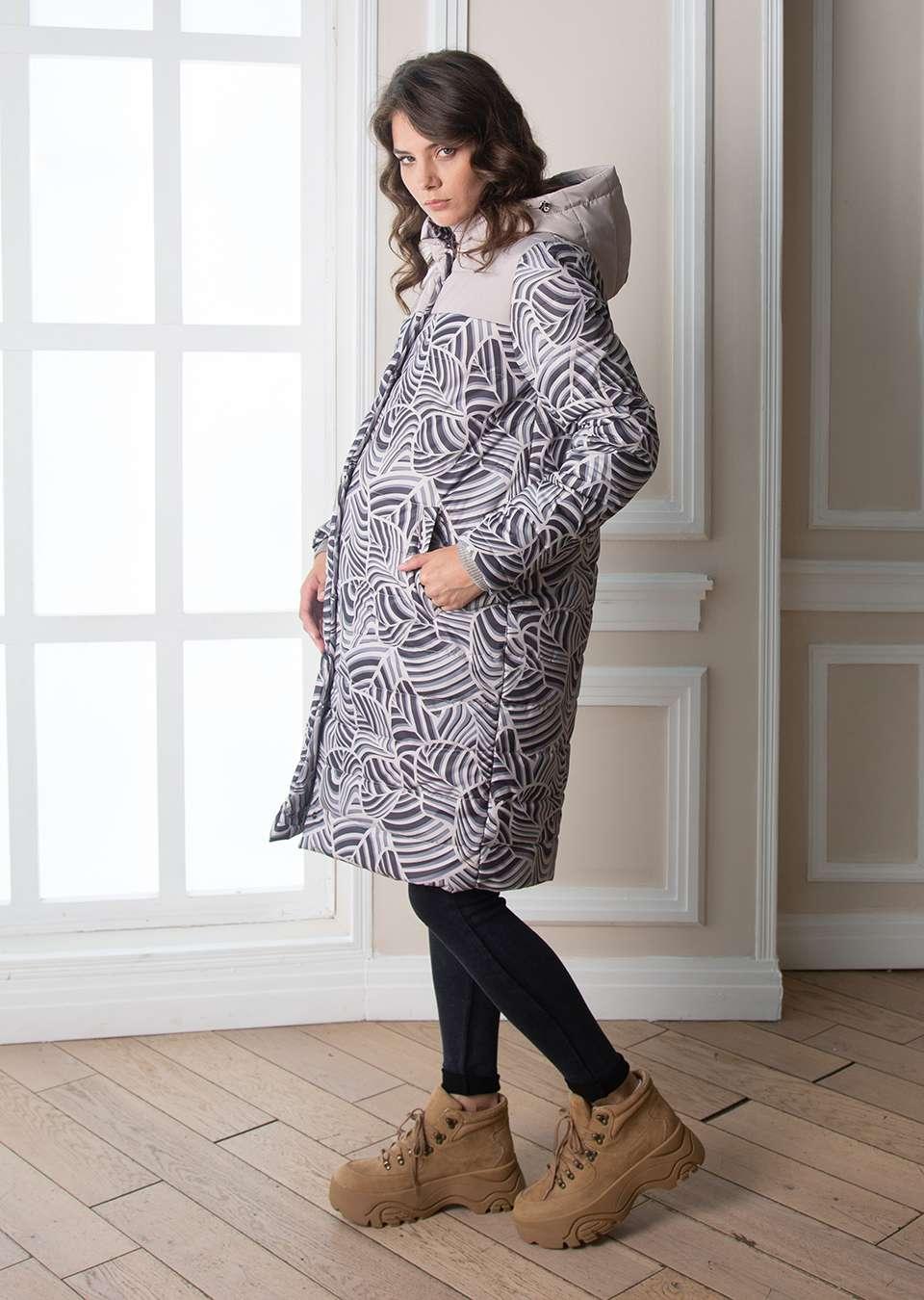 Пальто для беременных Джотто