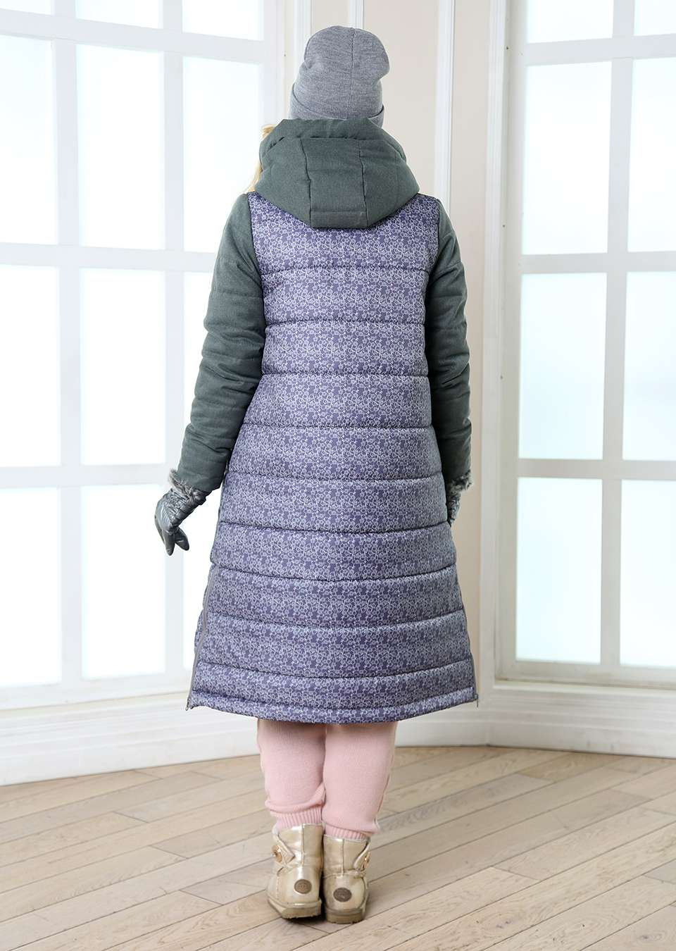 Пальто для беременных Тинто