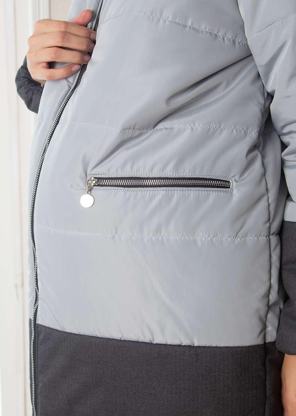 Куртка 2в1 для беременных Дакота
