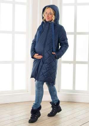 Пальто для беременных  2 в 1 Франческа
