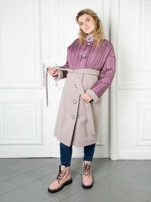 Пальто для беременных Ронда