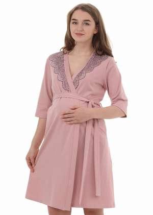 Халат для беременных и кормящих