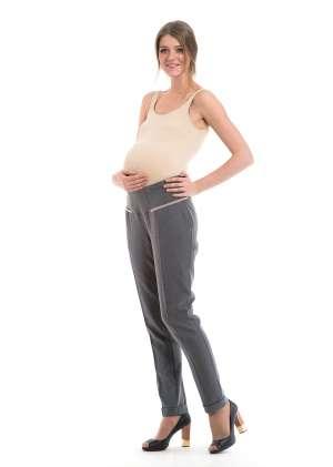 Брюки для беременных зауженные