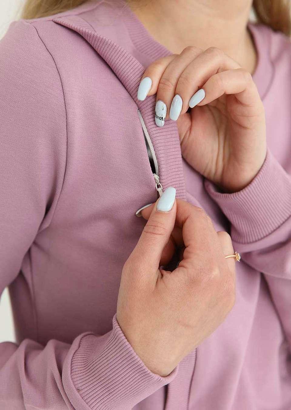 Толстовка  для беременных