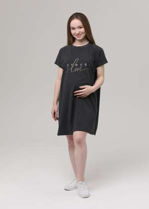 Платье футболка для беременных