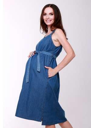Сарафан макси для беременных