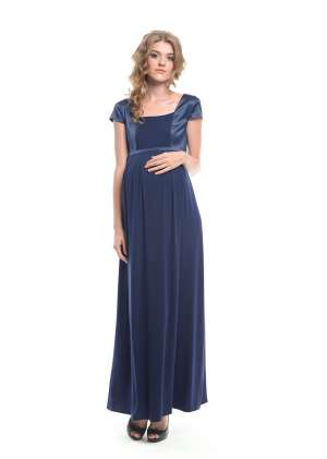 Платье для беременных нарядное макси