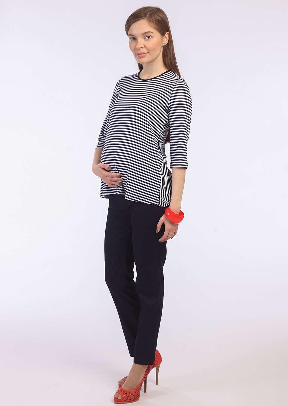 Брюки для беременных узкие