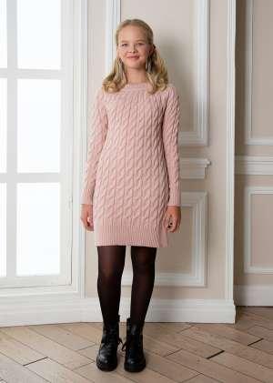 Платье для девочки Бэлла прямое