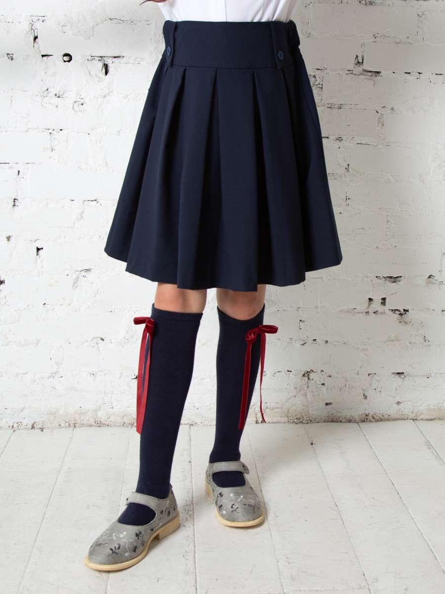 Юбка школьная  Катя