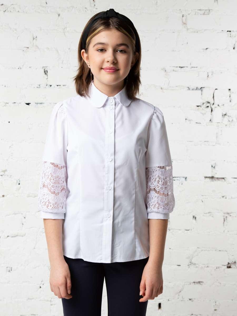 Блузка школьная Тиффани