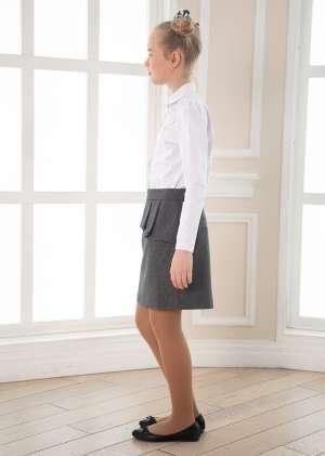 Блузка школьная для девочек Мэй