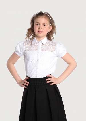 Блузка школьная для девочек  Илона