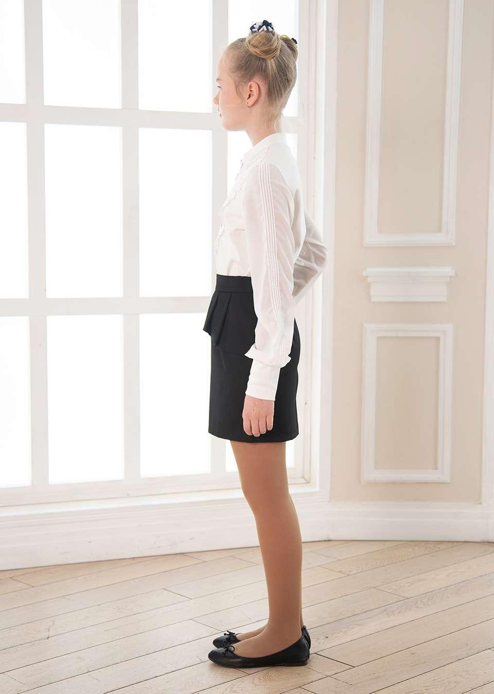 Блузка школьная для девочек Бритни