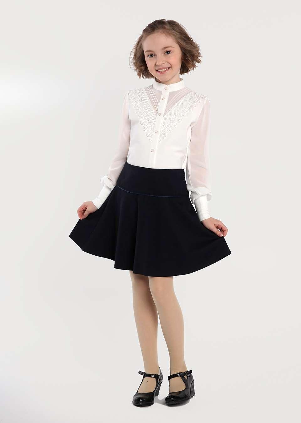 Блузка школьная Беата