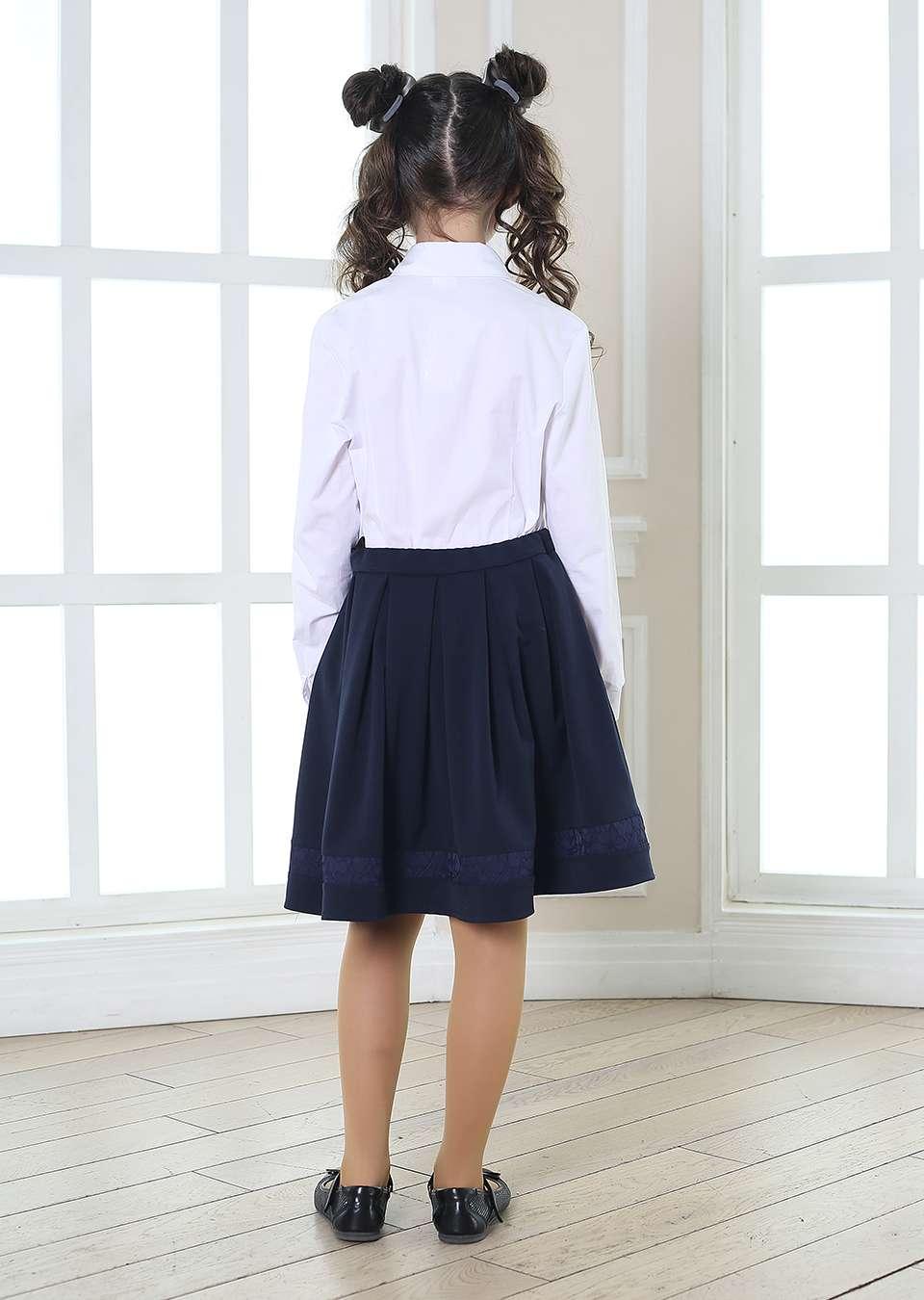 Блузка Голди школьная
