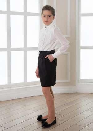 Блузка школьная для девочек Валери