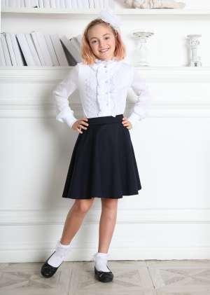 Блузка Валери  школьная