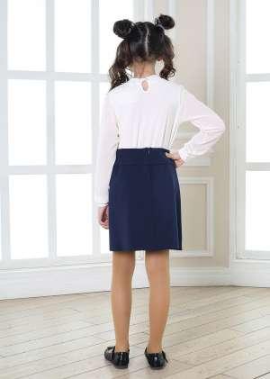 Блузка Лео школьная