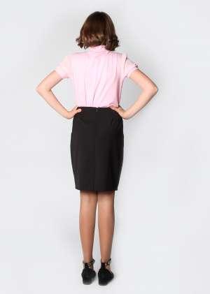 Блузка Лера школьная для девочки