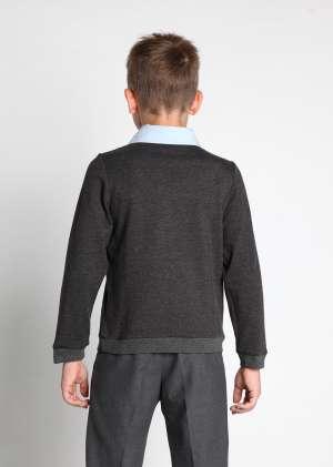 Обманка школьная Пуловер