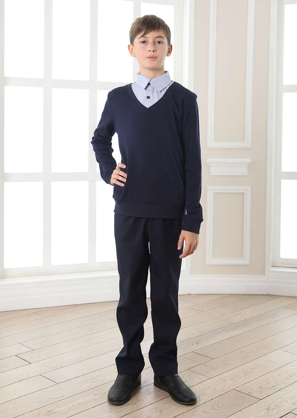 Обманка школьная для мальчика