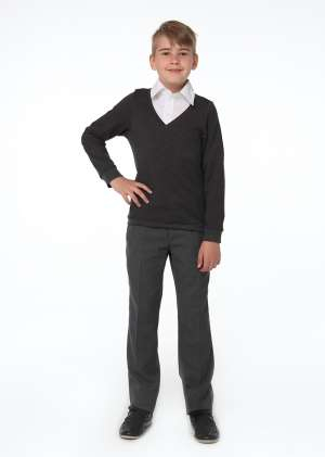 Обманка школьный Пуловер
