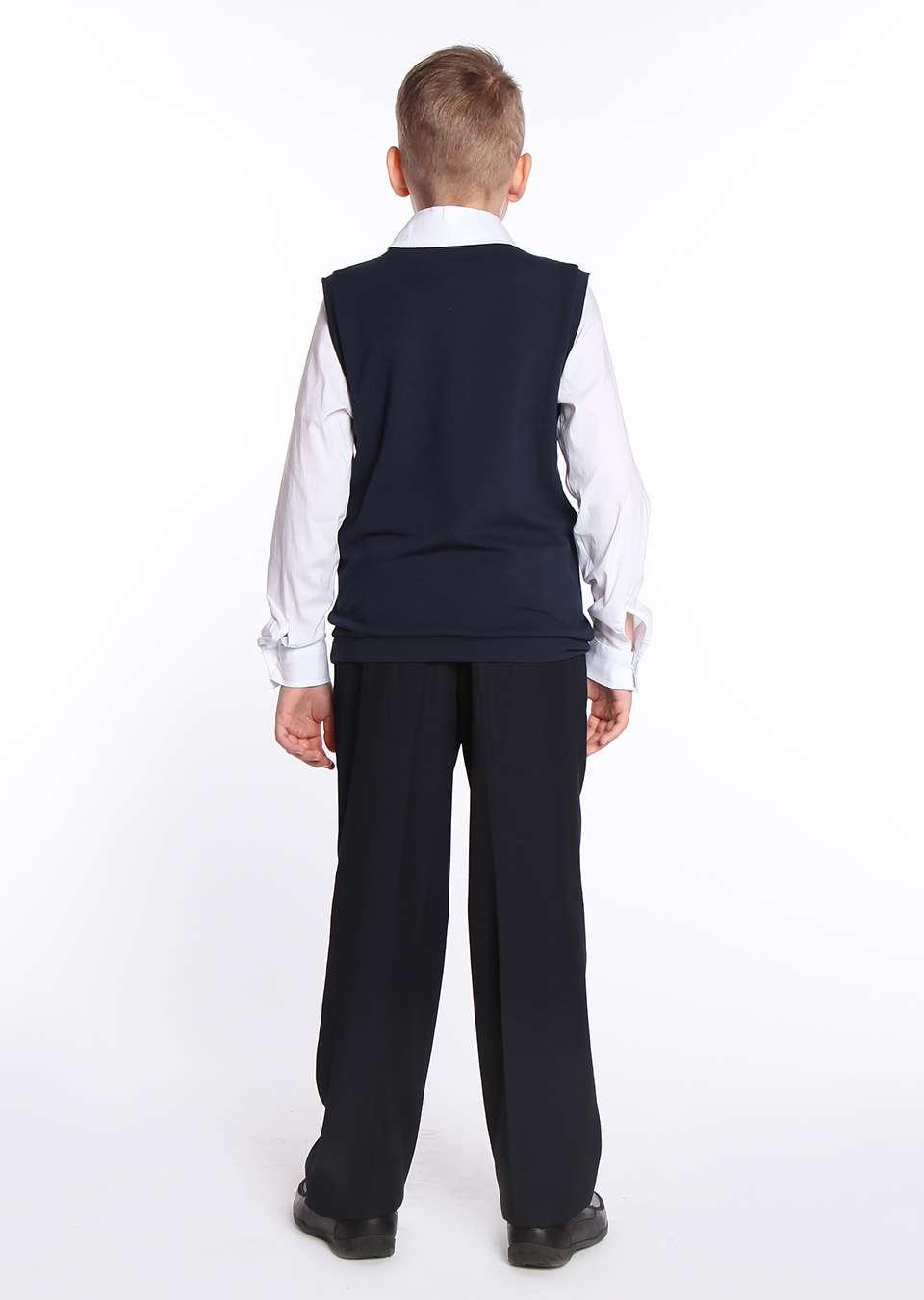 Обманка Пуловер-жилет