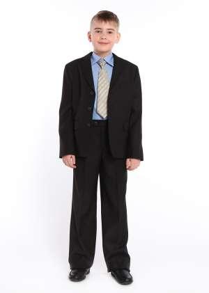 Пиджак увеличенный школьный