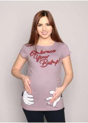 Футболка для беременных Обнимашки