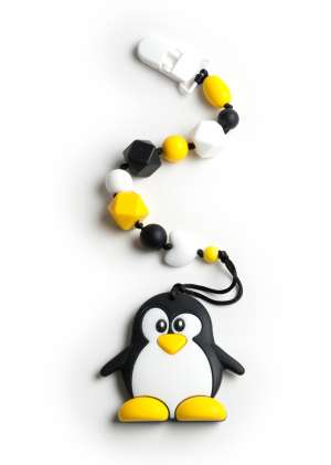 Прорезыватель Пингвин