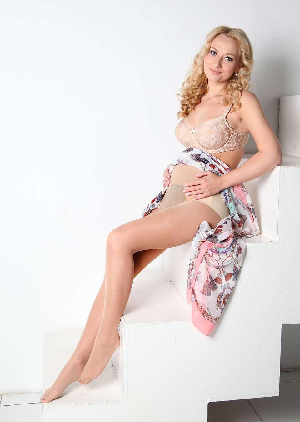 Колготки для беременных 40 den