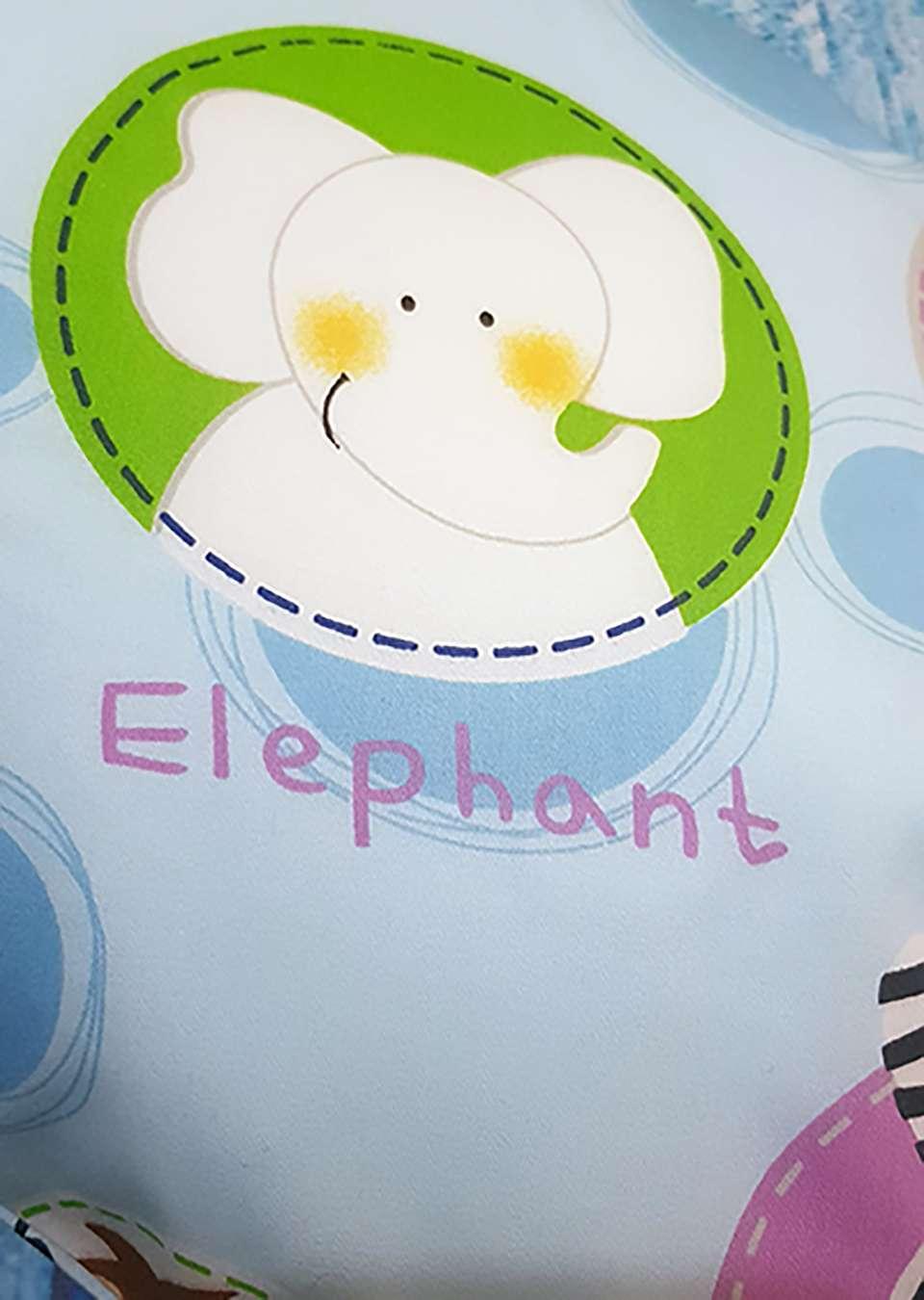 Подушка для беременных и кормления 190см Зоопарк